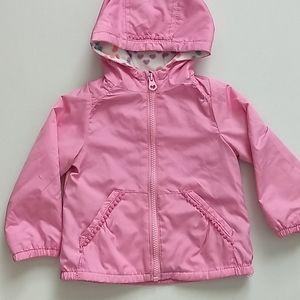 London Fog Girl's Pink Jacket * 18 months